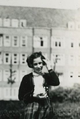 Anne Frank, May 1941