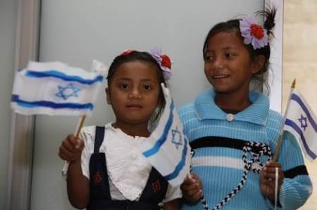 Børn fra Menassehs stamme