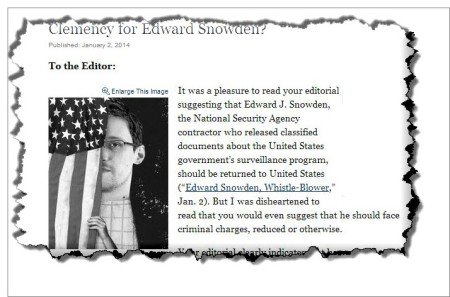 Clemency for Edward Snowden 4