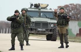 Den russiske invasion på Krim, primo marts 2014