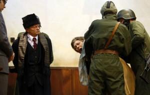 Elena & Nicolae Ceausescu