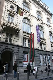 Jewish Museum in Bruxelles #2
