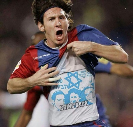 Messi #1 soccer player