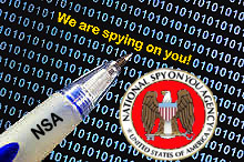 NSA - Natinal Spy-on-you Agency - We are spying on you #3
