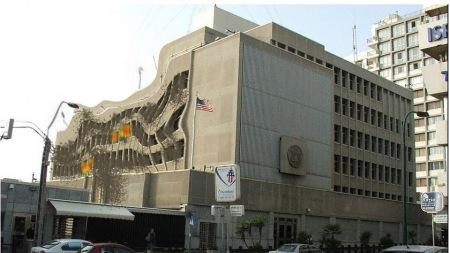 Planlagt Al Queda attentat mod USA's ambassade