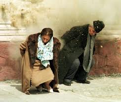 The execution of Ceausescu