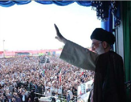 The generous leader of Iran - Khammenei