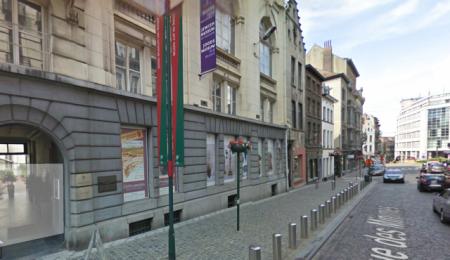 The Jewish Museum in Bruxelles