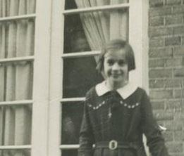 Toosje Kupers 1940