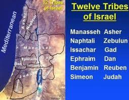 Tw Tribes of Israelelve