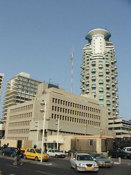 USA's ambassade i Tel_Aviv