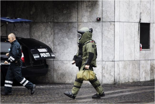 Bomb In Copenhagen Kopjik International Daily Yiddish